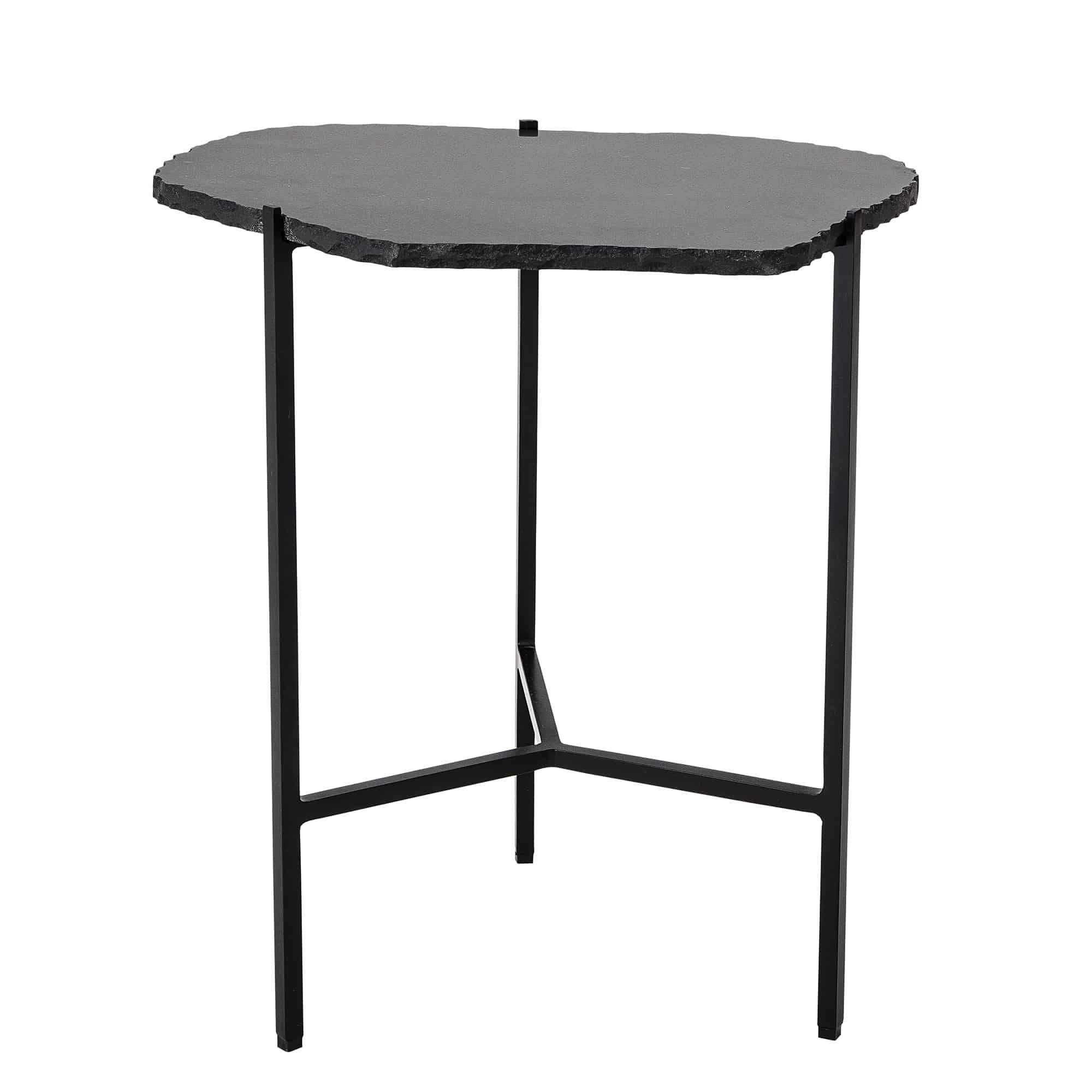 Svea Sidetable Black Marble