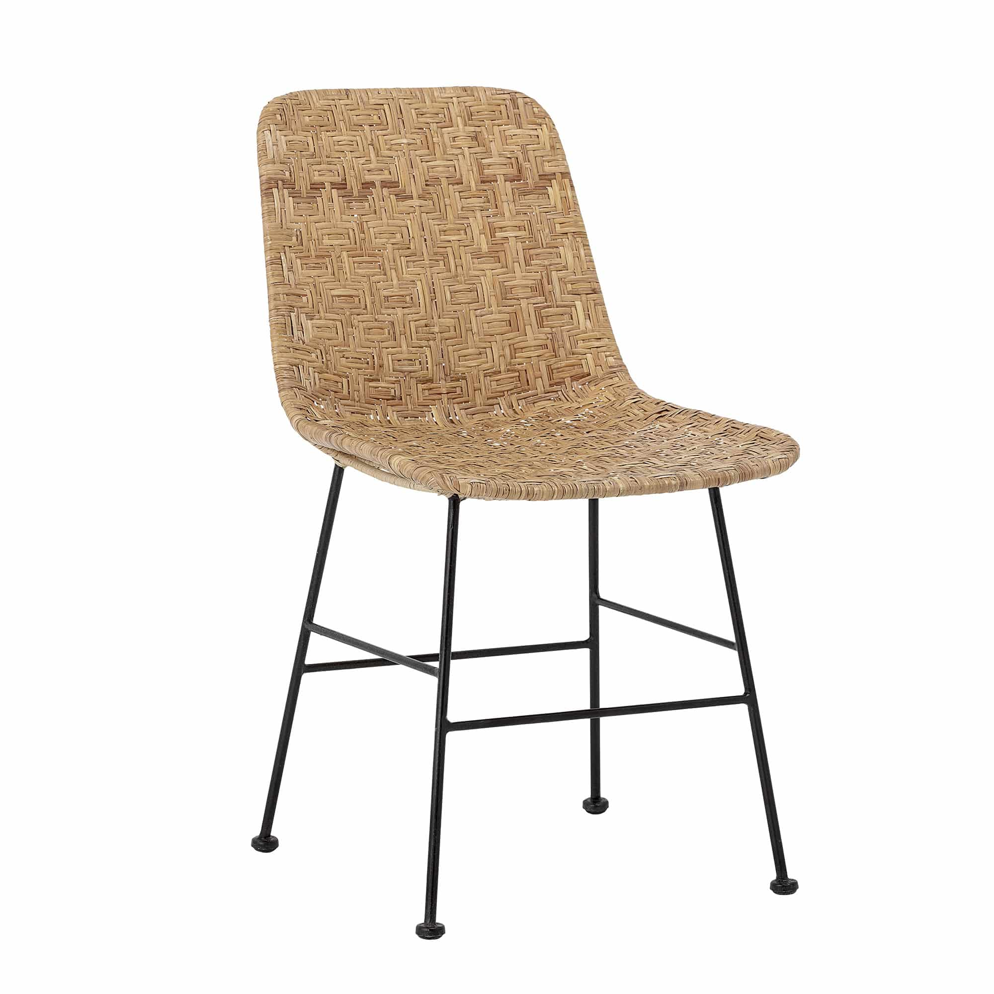 Kitty Dining Chair Nature Rattan