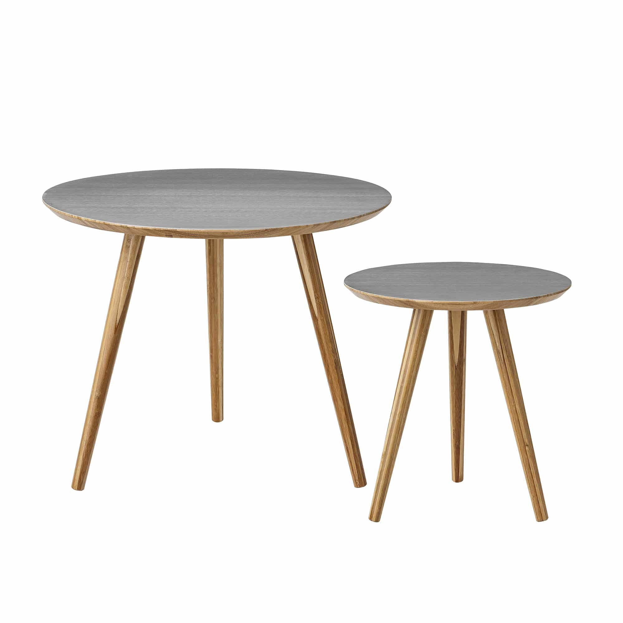 Cortado Coffee Table Grey Wood