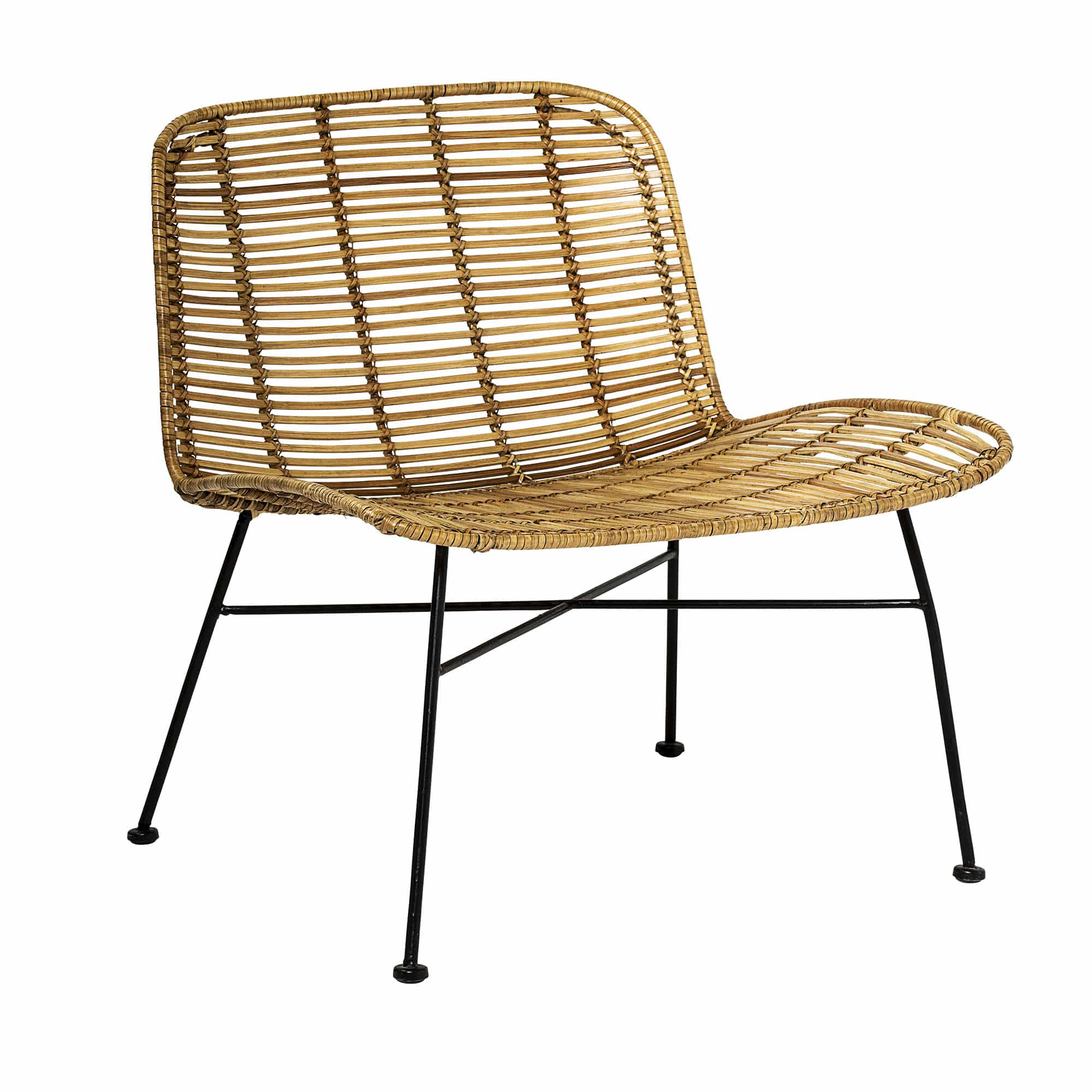 Dom Chair Nature Rattan