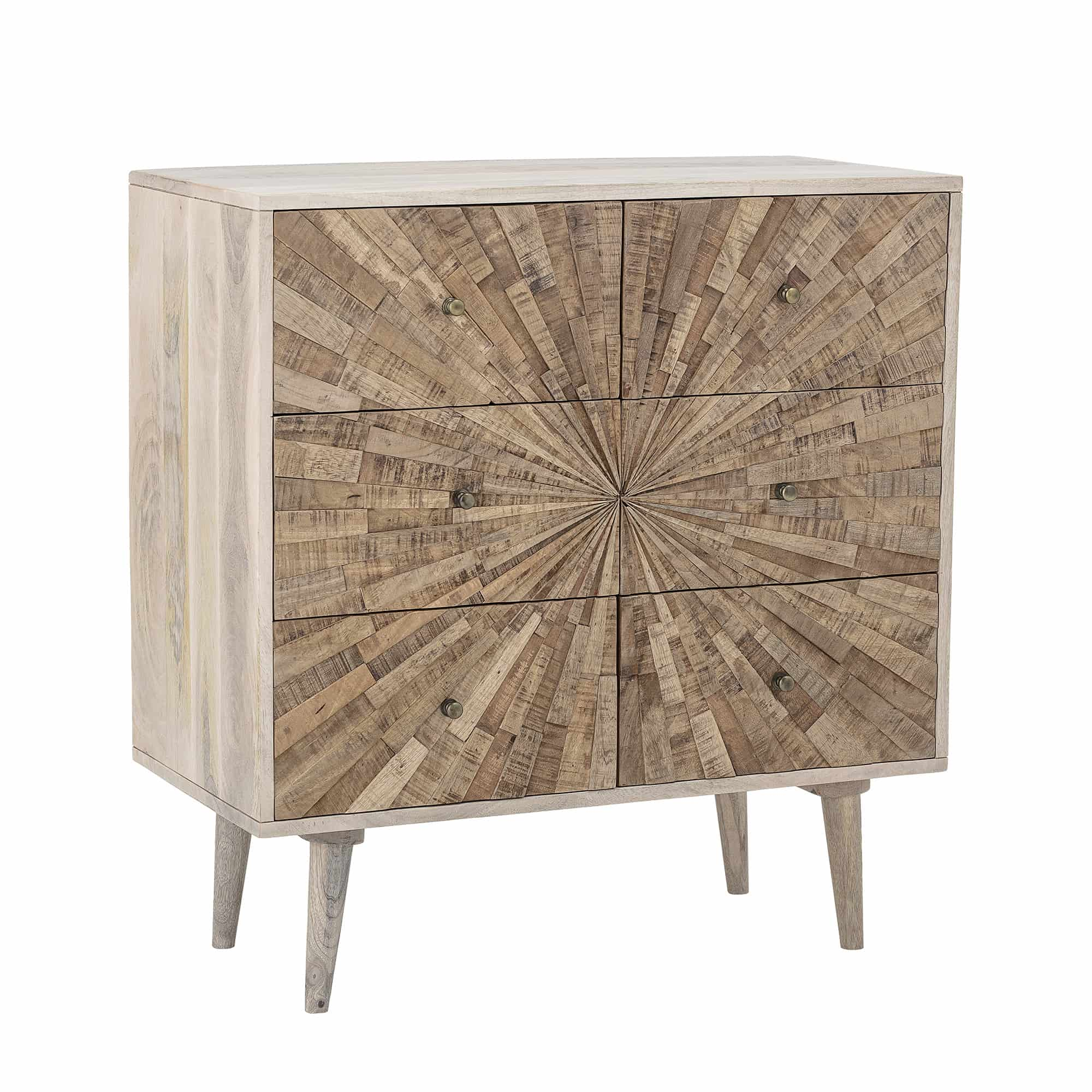 Johanna Drawers Nature Mango